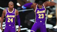【布鲁】NBA2K19生涯模式: 复仇! 科比死亡封盖马库斯杨! (14)