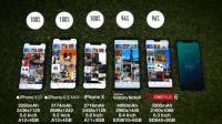 iPhone XS与XS Max续航能力对比测试, 看看表现如何!