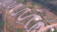 """中国云南的""""68拐道""""公路, 被评为世界公路史的奇迹! 你去过吗?"""