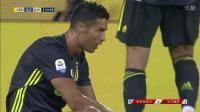 尤文图斯2: 0弗罗西诺内, c罗进球! !