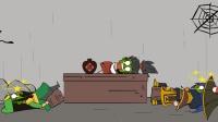 王者荣耀搞笑小动画: 三兄弟接二连三被坑, 遭霉运附体