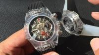 Amo的手表盒子-HB宇舶大爆炸透明表壳