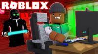 小格解说 Roblox 黑客大作战: 穿越黑客帝国! 未来科技版第五人格? 乐高小游戏