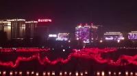 """壮观!中秋节15条火龙再聚首 上演""""火龙追月"""""""