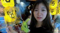 美食之都果然不简单, 妹子探秘广州网红商场, 全程嘴巴停不下来!