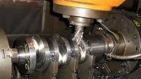 德国工厂实拍曲轴的制造过程, 这技术曾经难倒国人几十年