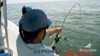 钓鱼:大鱼上钩 感受一下船被鱼带着走的感觉