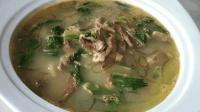 羊杂粉丝汤不要去外面吃了, 在家就可以做, 简单煮一下就可上桌
