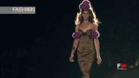 ANDRES SARDA 马德里时装秀, 豹纹不光只有性感, 还有妩媚和华贵!