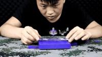 拆箱测评可以悬浮在空中的飞碟, 是什么原理让它飞起来?