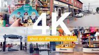 【YOUZANG】iPhone Xs Max 4K 60fps拍视频究竟如何? 27分钟一镜到底告诉你真相!