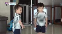 超可爱三胞胎: 大韩, 民国, 万岁在爸爸不在的时候会做些什么呢?