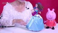 樱桃玩具秀: 音乐芭比玩具分享