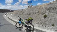 骑行新藏线第30集 一路欢乐逛地球车队骑行西藏 擦过尼泊尔日照金山 1080P