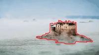 最牛钉子户: 长江中屹立700年, 风吹雨打雷劈丝毫不动!