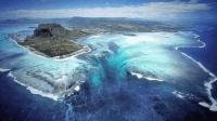 你见过海底的瀑布吗? 被称世界奇观, 光是看看都觉得震撼
