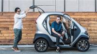 全球最小电动车, 续航137公里, 这下不怕堵车了