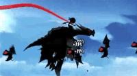 忍者必须死3第5期: 黑龙坐骑初体验, 有种无敌的感觉