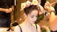 迪丽热巴郑秀妍同台飚秀 堪比超模