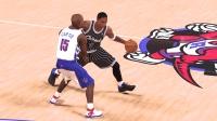 【名人堂最高难度盲投】NBA2K19魔术麦迪 VS 猛龙卡特