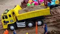 幼儿玩具 大卡车、挖掘机等各种工程车赛车汽车玩具