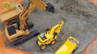 幼儿玩具 大卡车、挖掘机等各种工程车赛车
