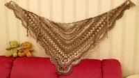 贵妇人披肩四清风的梦想编织