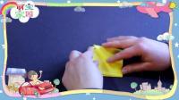 萌宝家园手工课堂: 手工皮卡丘, 儿童简单折纸视频, 手工折纸, 卡哇伊皮卡丘折纸, 巧巧手