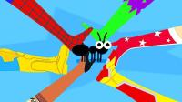 脆弱的虫子 模拟一只虫子到处捡金币谋生