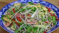 做炒面经常粘锅 按照这个步骤来, 不仅不会粘锅, 而且漂亮还好吃