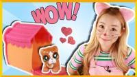 爱丽的超可爱猫咪小屋出奇蛋   爱丽和故事EllieAndStory