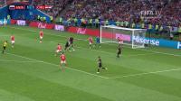 俄罗斯对克罗地亚 - 2018年FIFA世界杯俄罗斯队