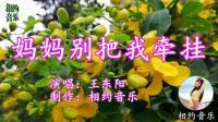 王东阳一曲伤感歌曲《妈妈别把我牵挂》, 唱哭多少孝顺儿女! 送给在外打工的儿女们!