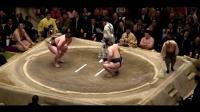 日本相扑大赛 最后的横纲対决[格斗摔角]