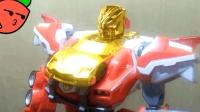 模玩分享多美卡极速救援警察金色电镀版-萝卜吐槽番外