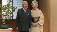 西安出土一墓碑,掀起众多日本人寻根热潮, 明仁天皇慕名参观