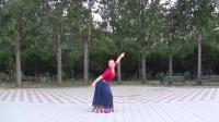贞贞广场舞《心上的罗加》编舞: 饶子龙