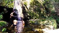 第17集:安徽宣城高峰山徒步穿越的意外之旅 蛮荒野路 山野间洗澡