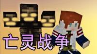 【逍遥小枫】参观航母! 史诗级人类指挥战舰上线! | 我的世界: 亡灵战争2 #11