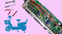 电动车控制器接线讲解 有刷无刷电路连接检测更换拆解教程 原理图解维修视频 紫逸鸣飞