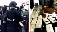 辽宁侦破规模最大涉毒案 缴获制毒原料150多吨