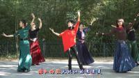 紫竹院广场舞——北江美, 她们把一支简单的舞跳的如此精致耐看