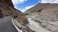 骑行新藏线第33集 一路欢乐逛地球车队骑行西藏 珠穆朗玛峰大本营 1080P