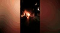 广东发生人为纵火案 5人身亡8人受伤