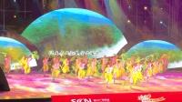 四川群众广场舞省赛节目一等奖 打连响 《花飞花舞》成都代表队 视频秋秋