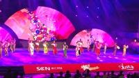 四川群众广场舞省赛节目 《旗袍秀》广安体育馆 视频秋秋