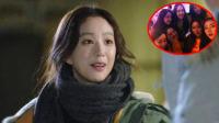郑丽媛开派对众韩女星被吐槽网红开会
