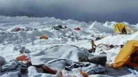 喜马拉雅山突发雪崩! 韩国登山队9人集体丧生