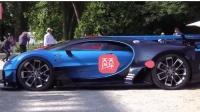 W16四涡轮 布加迪Vision GT狂秀声浪