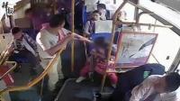 男子持榔头劫持公交 司机拼命救下10岁女孩